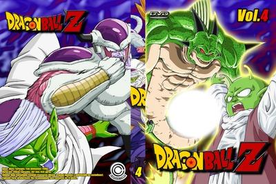 dragon ball z dvd 4