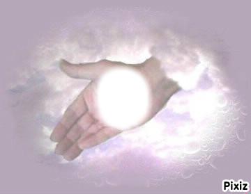 main du ciel