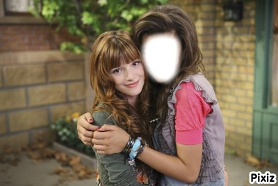 Une Photo Avec Cece 'Alias'Bella Thorne