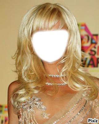 femme blonde