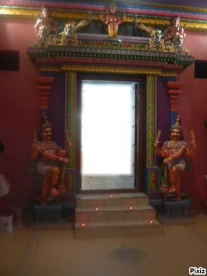 intérieur chambre Murugan St-Pierre
