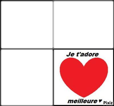 je t adore♥