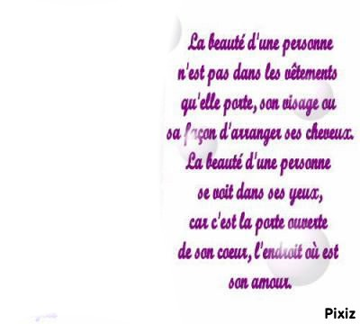 belle phrases d'amitié/d'amour