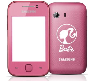 celular da barbie