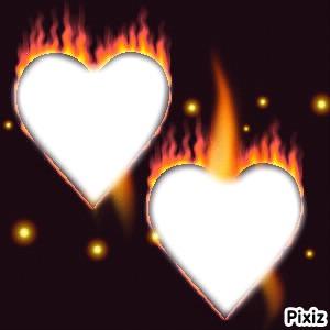 les coeurs de flammes