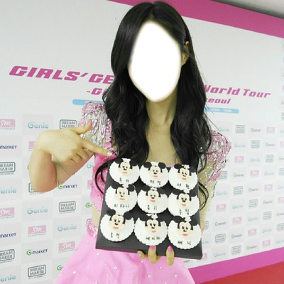 Yuri SNSD on Instagram GG World Tour