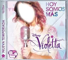 Disco Violetta Hoy Somos Mas