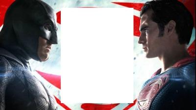 photo de batman vs superman