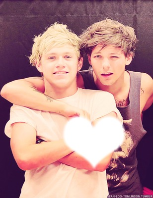 One Direction: Niall et Louis