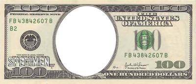 billet de 100 dollars