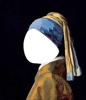 Fille au foulard