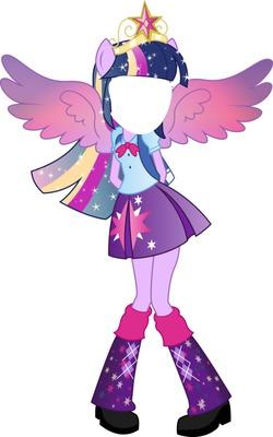 Twilight Sparkle Girl
