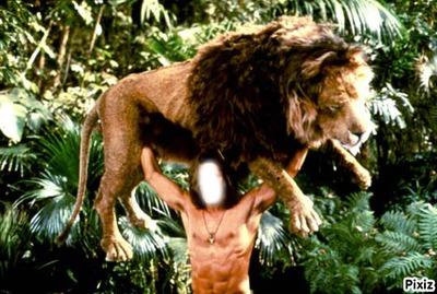 goerge de la jungle