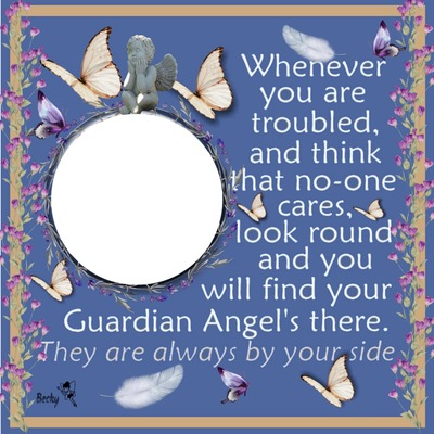 angels are always there