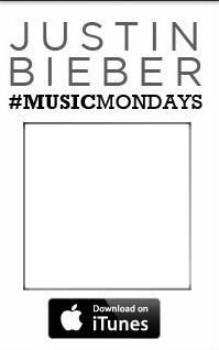 Justin Bieber #MusicMondays