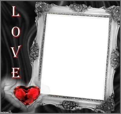 Imikimi Photo Frames Pixiz Photo Frame.Photo Montage Cadre Love Pixiz