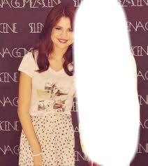 Selena Gomez et vous