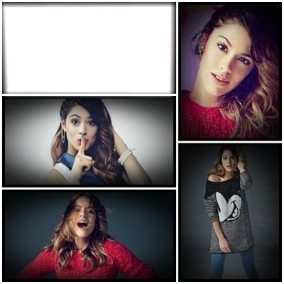Tini stoessel collage