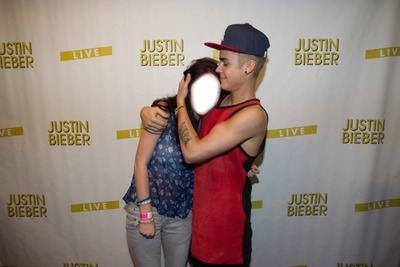meet & great justin bieber