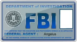 Carte du fbi