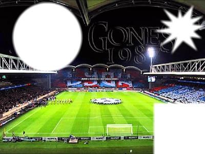 foot stade Gerland 69