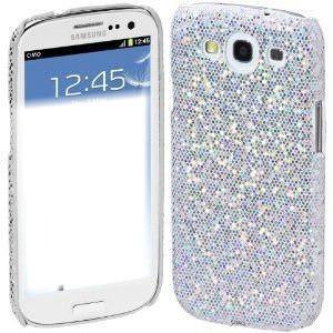téléphone portable brillant