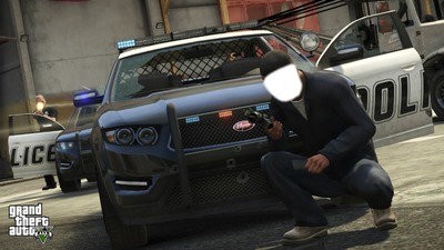 Grand Theft Auto 5 Franklin
