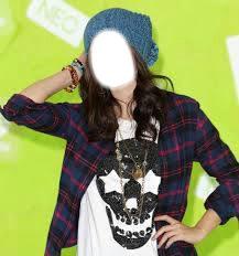 Selena Marie GOMEZ yüzü
