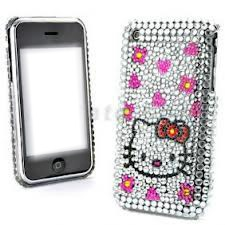 hello kitty bling cases