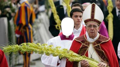 domingo de ramos papa
