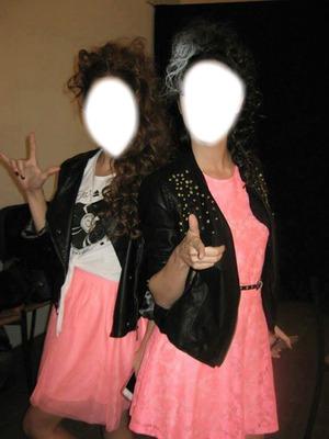 Camila (DE VIOLETTA) y Francesca (DE VIOLETTA)