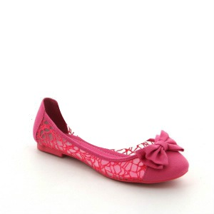 Soulier shoes rose