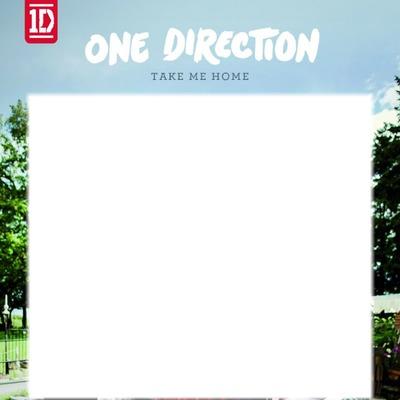 Photo montage One Direction - Take me Home - Pixiz