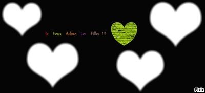 Je vous Adore !!