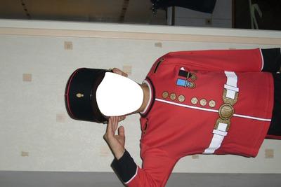 """ chef commandant """