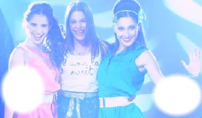 Tini,Cande,Lodo De Violetta.♥
