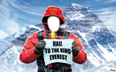 the king of mt everest