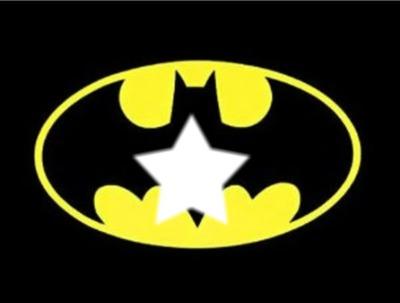Batman cadre étoile