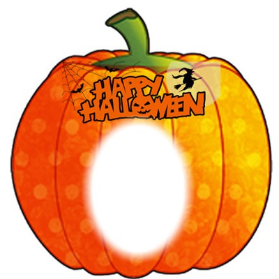 Cc calabaza de halloween