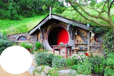 petite maison nature