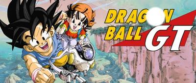 DRAGON BALL GT 1.4