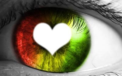 oeil reggae ♥