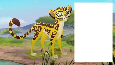 Lion guard Fuli