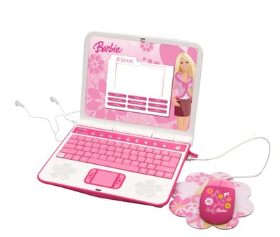 Barbie Laptop