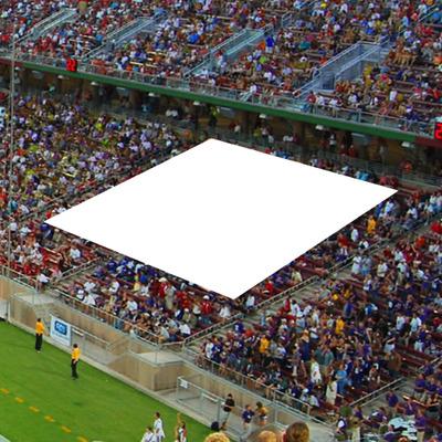 Stadium Portrait