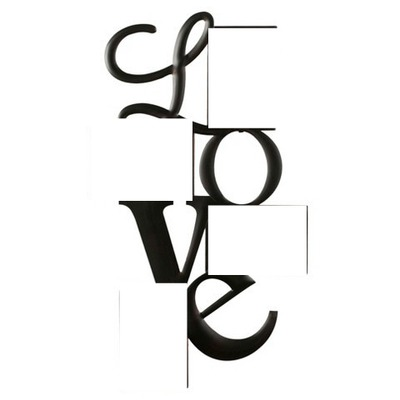 4-picture hdh-love frame