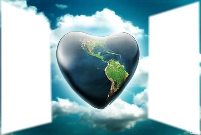 coeur de terre