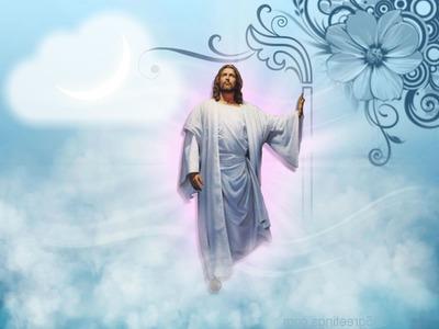 dios en el cielo