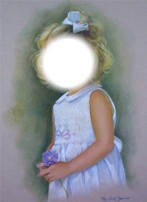 Dans la peau d'une enfant