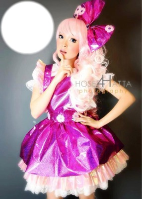 Angel Chibi Barbie